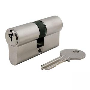 China Aluminium Euro Profile Mortice Lock Cylinder Nickle Economic EN1303 on sale