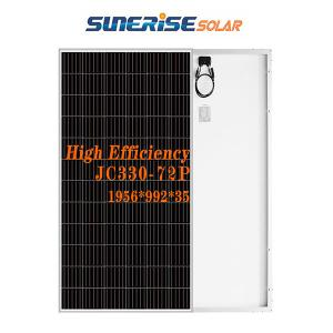 China Solar energy modules polycrystalline pv and monocrystalline used poly 330 watt solar power panels on sale