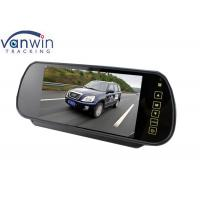 "7"" Color TFT LCD Car Rear view Mirror Monitor for Cars, vans, trucks"