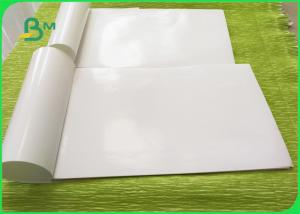 SBS Paperboard One Side Coated C1s Art Paper For Notebook
