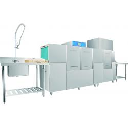China 480KG Stainless Steel Hotel Dishwasher Machine ECO-M310P2H , Commercial Grade Dishwasher for sale