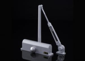 China Surface Mounted Heavy Duty Hydraulic Door Closer With Hold Open Oil Tight D4016T on sale