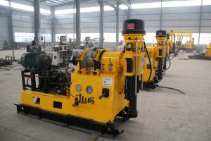 China Economic Price Electric Driven Diamond Core Drilling Rig on sale