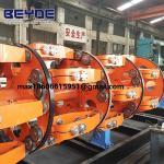 China cable planetary stranding machine siemens control system PJ400/12 1.8-4.0 single core wire planetary strander wholesale