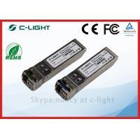 20km 10G SFP BIDI Optical Transceiver SMF TX1270nm RX1330nm 10GBASE LR