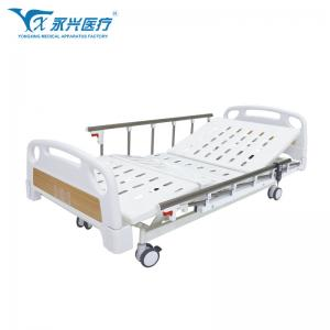 China China Furniture Import Foldable 3 Functions ICU Electric Medical Hospital Bed For Sale on sale