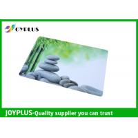 Full Color Print Beautiful Table Mats , Bright Coloured Placemats HKP0110-21