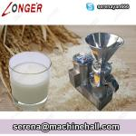 China Good Rice Milk Making Machine|Beans Grinding Equipment Supplier wholesale