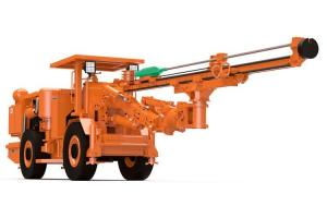 China Hard Rock Jumbo Mining Machine , Easy Operation Underground Mining Machines on sale