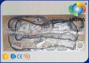 China Case Sumitomo Hitachi Excavator Engine Parts 4HK1 AA Engine Full Gasket on sale
