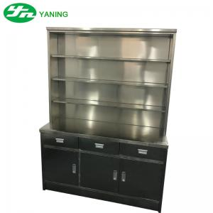 China Stainless Steel Hospital Storage Cabinets For Drug on sale