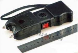 Quality Terminator 10 self defense strong alarm stun gun for sale