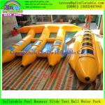 China Inflatable Towable Water Sports Equipment Banana Boat  Fly Fish Inflatable Boats wholesale