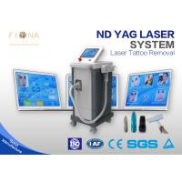 1064nm Q Switched ND YAG Laser Machine High Energy Shrinking Pores 20kgs