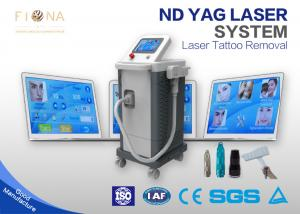 China 1064nm Q Switched ND YAG Laser Machine High Energy Shrinking Pores 20kgs on sale