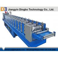 Galvanized Metal Roof Ridge Cap Roll Forming Machine with 2 Years Warranty