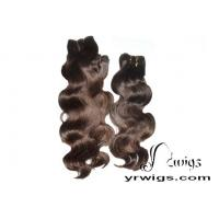 Indian remy hair deep wave human hair weave