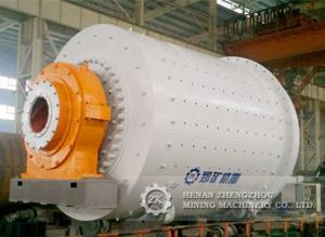 China Lead Zinc Iron Copper Gold Ore Ball Mill on sale