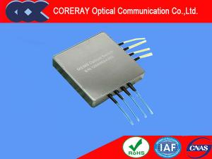 China Hot Sale Single or Multi Mode MEMS 4×4 Fiber Optical Switch with FC SC LC ST Connector on sale