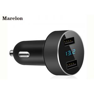 China Intelligent Android Car Charger / Iphone Car Adapter Against Short Circuiting on sale