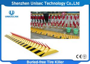 China IP67 Waterproof Automatic Spike Barrier Two Way Direction Tyre Killer Barriers on sale