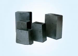 China High Strength Magnesia Refractory Bricks , Insulating Fire Brick Good Slag Resistance on sale