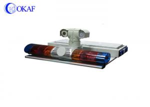 China Traffic Police LED Light Bar Vehicle Monitoring Plastic Aluminium Alloy Material on sale