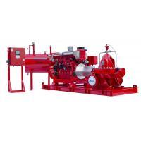 UL/FM/Non Centrifugal Split Case Fire Pump Techtop Motor Eaton Controller -S01