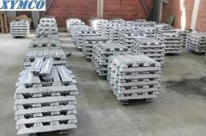 China Magnesium Cerium Master Alloy MgCe20 MgCe25 MgCe30 alloy ingot For Aircraft Aerospace Application on sale