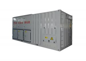 China High Power Resistive 3 Phase Load Bank 50HZ F Insulation For Ship Construction on sale