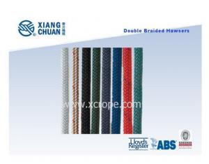 China Double Braid Nylon Rope on sale