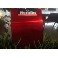 High Gloss Candy Red Transparent Powder Coating For Electrical Insulating Varnish