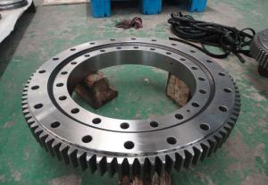 China Long screw engineering drilling machine slewing bearing, slewing ring, swing bearing for Long screw engineering drilling on sale