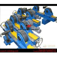 China Boiler / Tank Welding Rolls , Pipe Rotators for Welding High Precision and High Speed on sale
