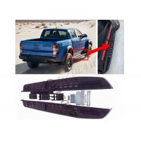 China Durable Plastic Car Side Steps Running Board For Ford Ranger 2012-2019 on sale