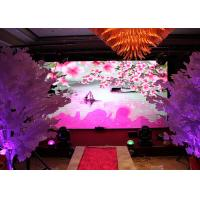 China Low Consumption Flexible Outdoor LED Display Screen Rental Indoor LED Panel Video Screen on sale