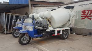China Wide use 1.5 m³, 2 m³, 3m³ Small Concrete Mixer Truck with factory price on sale