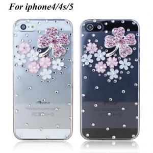 China ARD003 Handmade Luxury 3D Bling Crystal Rhinestone Purse cell phone case  for Samsung Galaxy Iphone 7 on sale