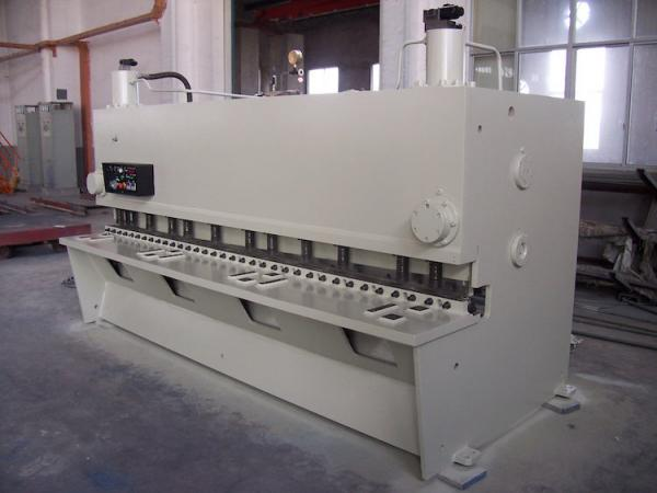 Guillotine Type Hydraulic Shearing Machines For Plate