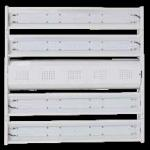 Eco - Friendly Linear LED High Bay Light Fixtures 200W 27000LM RoHS Certification