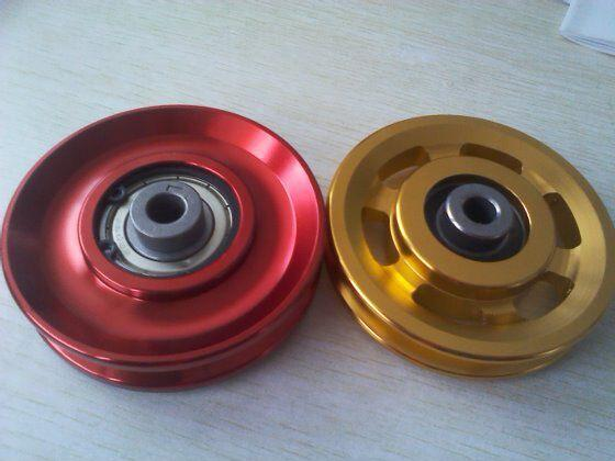 90mm,95mm,98mm metal pulley for gym equipment for sale