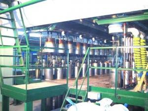China Polyester Staple Fiber (PSF) Production Line on sale