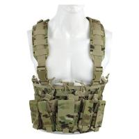 China Swat Tactical Gear Vest Chest Rig / Molle Tactical Combat Vest on sale