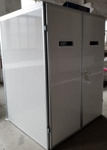 China 5000 Capacity Fully Automatic Egg Incubator Machine Quail Incubator With Egg Turner on sale