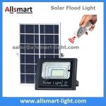 10W 30LED Solar Flood Lights with Remote Solar Spot Lamp for Garden Football Pitch Outdoor Basketball Court