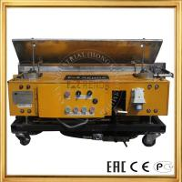 China EZ Plastering Equipment Automatic Rendering Machine Good Plastering Costs on sale