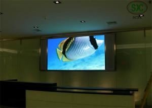 China IP30 thinner LED TV display panels / p5 indoor led display With Remote control on sale