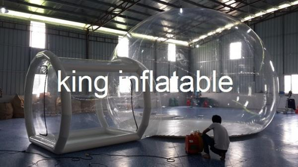 7211f567826 OEM Outdoor Inflatable Clear Bubble Tent 6m Dia Inflatable Camping Tent  Images