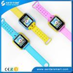 China China OEM high quality tracking kids V83 3G gps smart watch with 200m camera pedometer wholesale