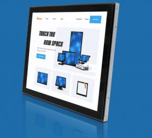 China Outdoor PCAP Multi Touch LCD Monitor 1000 Nits IP65 22 Inch 1680x1050 Resolution on sale